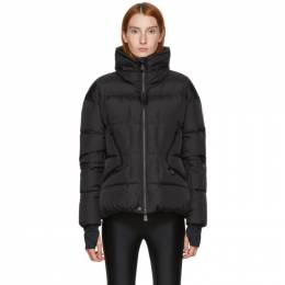 Moncler Grenoble Black Down Dixence Puffer Jacket F20981A526005399E