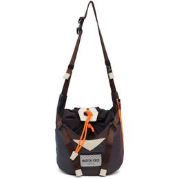 Master-Piece Co Purple Prism Shoulder Bag 02623