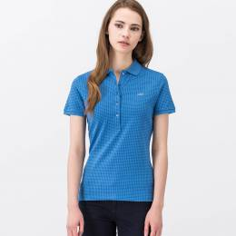 Поло Lacoste Regular fit 246696