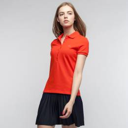 Поло Lacoste Regular fit 225385