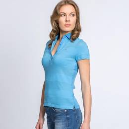Поло Lacoste Regular fit 228629