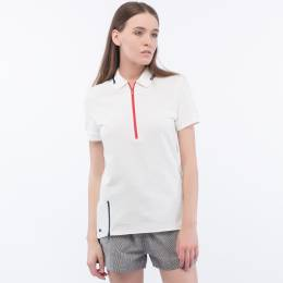 Поло Lacoste Regular fit 245392