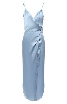 Шелковое платье T By Alexander Wang 4WC2206083