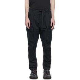 Nike Acg Black Woven Cargo Pants CD7646