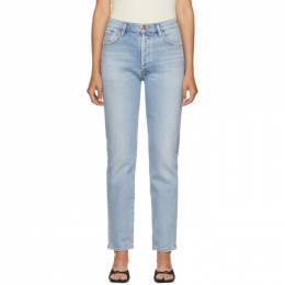 Goldsign Blue The Benefit Jeans W3371-1203
