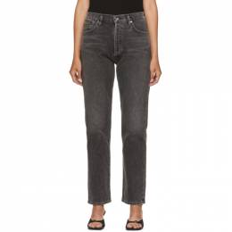 Goldsign Grey The Benefit Jeans W3371-1026