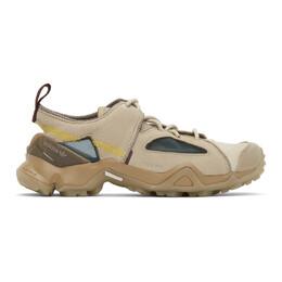 Oamc Beige adidas Originals Edition Type O-4 Sneakers FV7639-KYA99