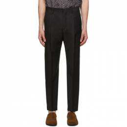 Tiger Of Sweden Black Thomas Trousers T66519041