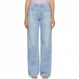 Citizens Of Humanity Blue Annanina Jeans 1746-1136