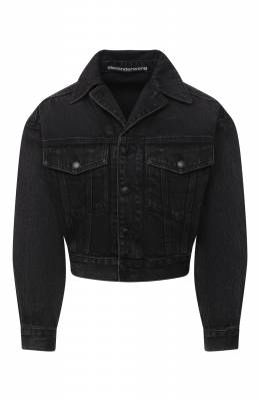 Джинсовая куртка Denim X Alexander Wang 4DC2202784