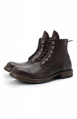 Кожаные ботинки Moma 2CW007-CU