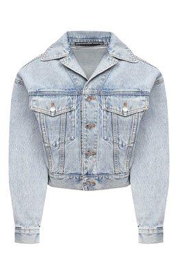 Джинсовая куртка Denim X Alexander Wang 4DC2202702