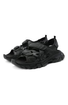 Текстильные сандалии Track Balenciaga 617543/W2CC1