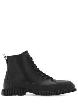 Ботинки Из Кожи На Шнурках Camper 72IX18003-MDA30