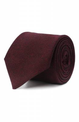 Шерстяной галстук Luigi Borrelli LC80-B/TT30133