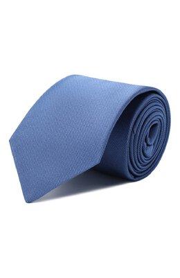 Шелковый галстук Luigi Borrelli LC80-B/TT9089