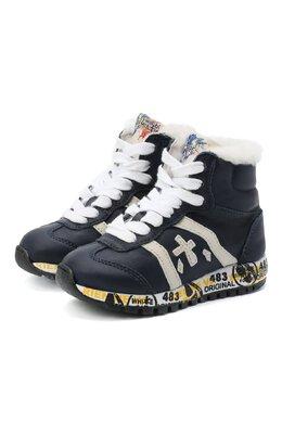 Высокие кроссовки Premiata Will Be ADAM-M/M0081310/T0D