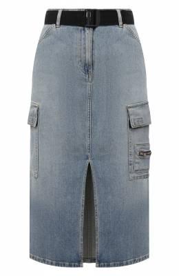Джинсовая юбка 3x1 WS0091079/BARLETT