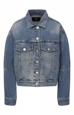 Джинсовая куртка 3x1 WJ0070866/EIZA
