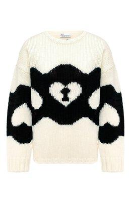 Шерстяной свитер Red Valentino UR3KC00B/58B