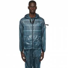 Moncler Genius 5 Moncler Craig Green Blue Down Peeve Jacket F209H1A70210C0624