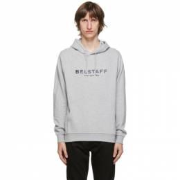Belstaff Grey 1924 Hoodie 71130675J61N0133
