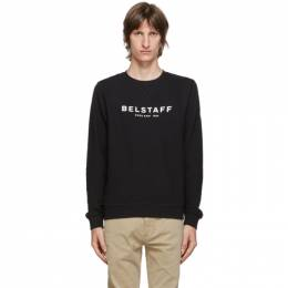 Belstaff Black 1924 Sweatshirt 71130674 J61N0133