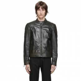 Belstaff Black Outlaw Jacket 71020820 L81N0347