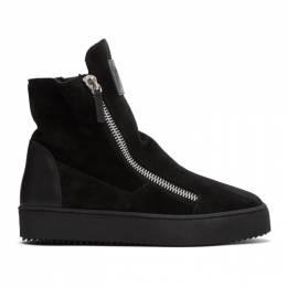 Giuseppe Zanotti Design Black Effie Sneakers RW00002 86150