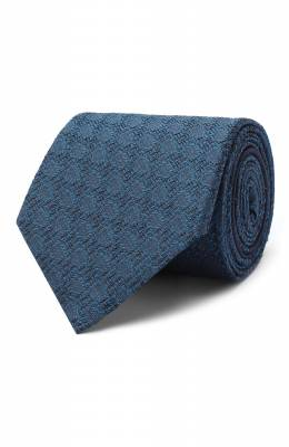 Шелковый галстук Zegna Couture Z8C01/15C