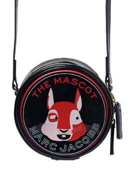 Сумка Из Искуственной Лакированной Кожи Little Marc Jacobs 72IFGD081-ODRO0