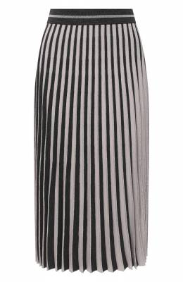 Шерстяная юбка D'Exterior 51401