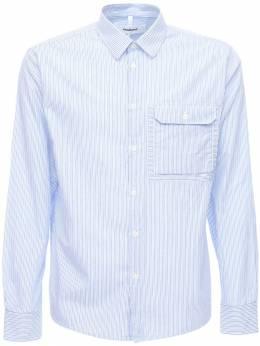 Хлопковая Рубашка С Карманом Soulland 72IR6W007-U1RSSVBFRA2