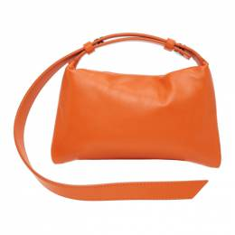 Simon Miller Orange Mini Puffin Bag S826-9032
