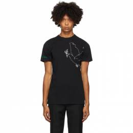 Haider Ackermann Black Dove T-Shirt 204-2402-224-099