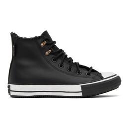 Converse Black All Star Winter Gore-Tex® High Sneakers 165936C