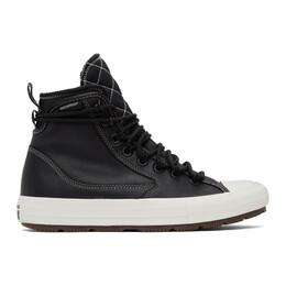 Converse Black Utility All Terrain High Sneakers 168863C