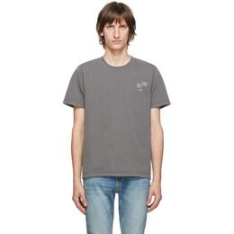 Frame Grey Palm Tree T-Shirt LMTS0250