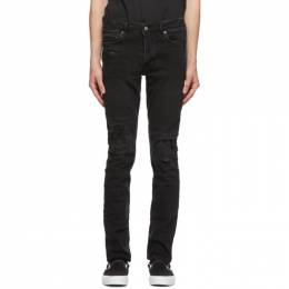 Ksubi Black Chitch Boneyard Jeans 1000059432