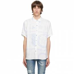 Ksubi White Super Nature Shirt 5000005003