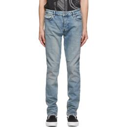 Ksubi Blue Van Winkle Jinx Jeans 5000000491