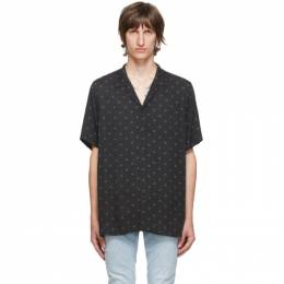 Ksubi Black Star Resort Shirt 5000005039