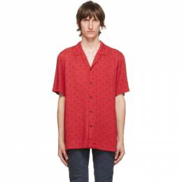 Ksubi Red Star Resort Shirt 5000005040