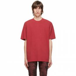 Ksubi Red Biggie T-Shirt 5000005017