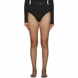 Wolford Black Forties Tights 19264