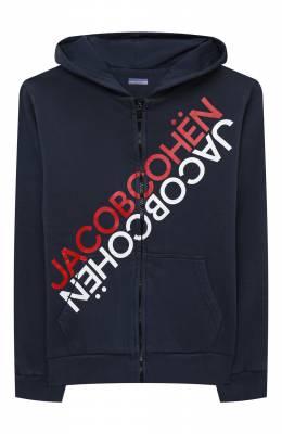 Хлопковая толстовка Jacob Cohen J4031 J-86001