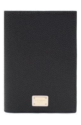 Кожаная обложка для паспорта Dolce&Gabbana BI2215/AW737