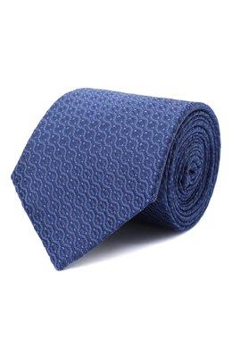 Шелковый галстук Canali 18/HJ02839