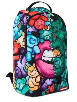 Рюкзак Glow-in-the-dark Sprayground 72IOEN005-TVVMVElDT0xPUg2