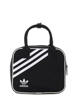 Сумка С Принтом Логотипа Adidas Originals 72I0N6077-QkxBQ0s1